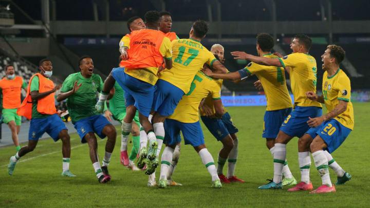 casemiro selecao brasileira copa america colombia