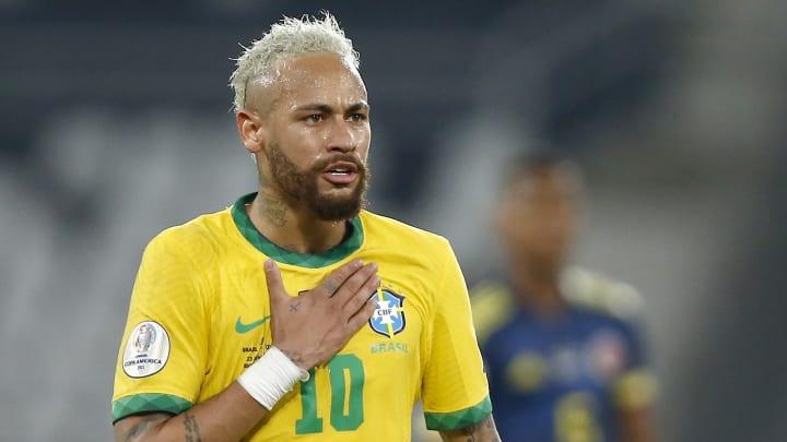 Neymar, Messi, Militão e mais: confira como ficou a seleção ideal da fase de grupos da Copa América do 90Min.