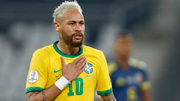 Brasil Copa América PSG Neymar Jr.