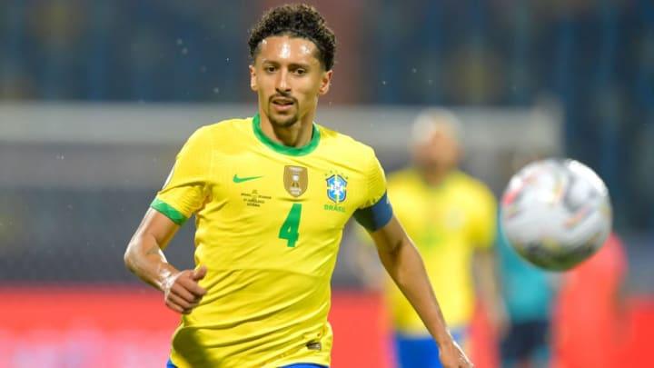 Marquinhos Copa América Brasil