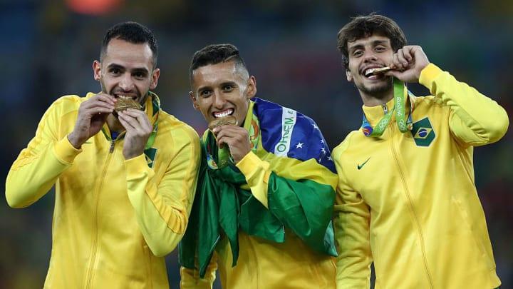 Rodrigo Caio  Brasil 2016 Olimpiadas