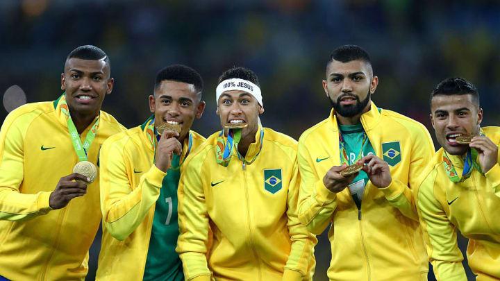 Gabigol Brasil Olimpiadas