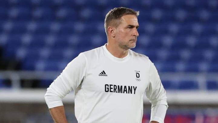 Steht mit seiner Mannschaft unter Zugzwang: Stefan Kuntz