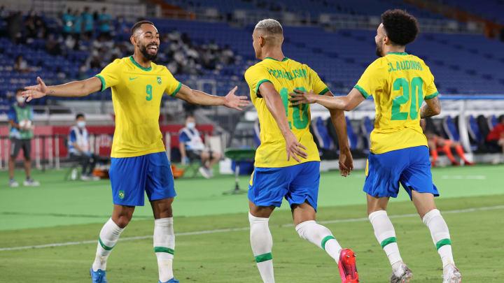 Le Brésil de Richarlison et Matheus Cunha a fait forte impression contre l'Allemagne (4-2) lors du premier match des JO.