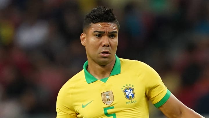 Casemiro is against his country hosting the Copa America