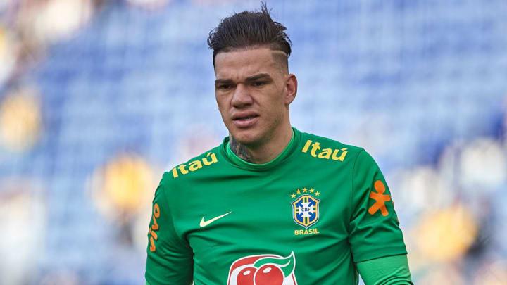 Brasil Ederson Moraes
