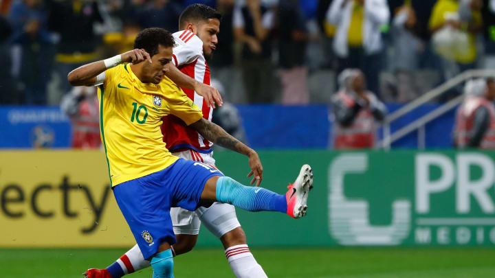 O Brasil visita o Paraguai pelas Eliminatórias Sul-Americanas