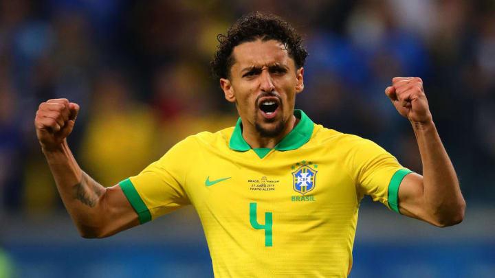 Brasil Olimpiadas Marquinhos