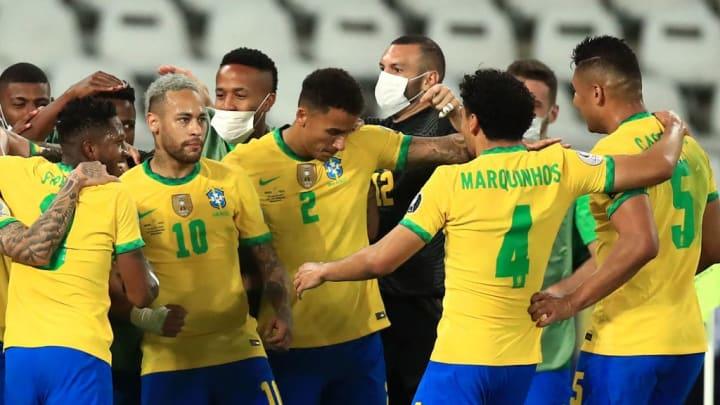 neymar selecao brasileira