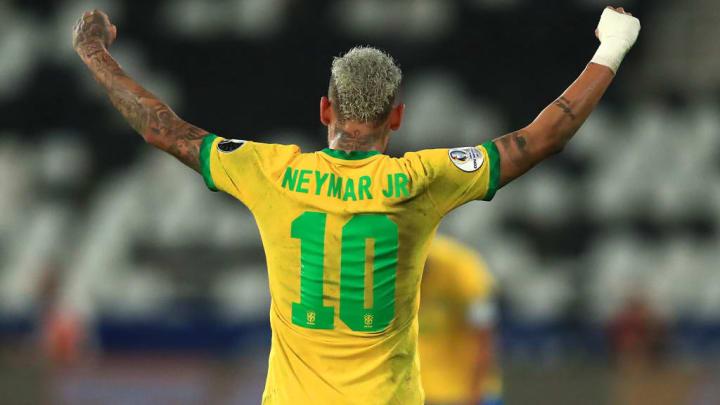 Copa América Brasil Neymar