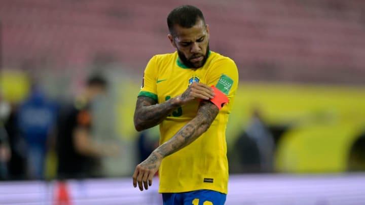 Dani Alves Olimpíadas de Tóquio São Paulo Fluminense Brasileirão Copa do Mundo