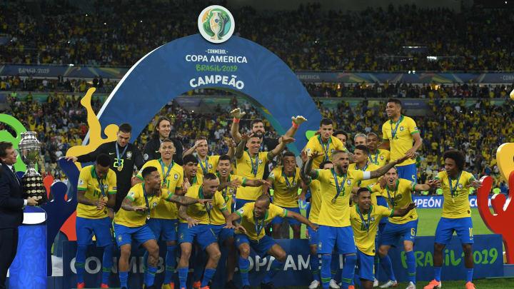 Brazil v Peru: Final - Copa America Brazil 2019 - La Copa América será en Brasil.