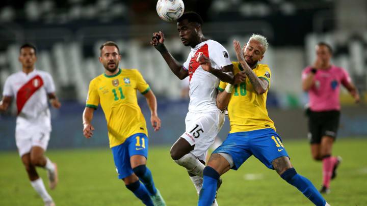 Brasilien muss gegen Peru ran