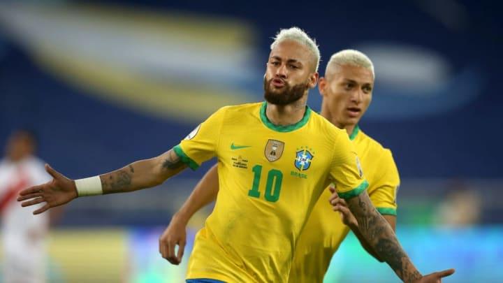 Brazil v Peru: Group B - Copa America Brazil 2021