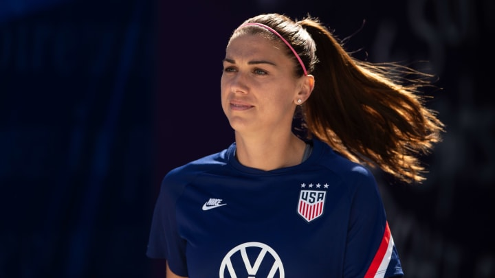 USWNT will play against Sweden in April