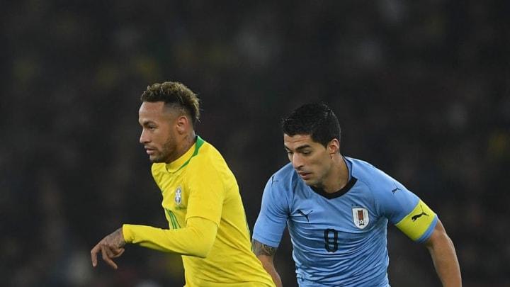 Neymar da Silva Santos Jœnior, Luis Su‡rez