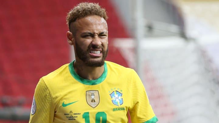 Neymar ne disputera pas les JO avec le Brésil.