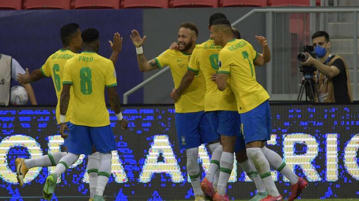 Le Brésil tentera d'enchaîner dans cette Copa America.