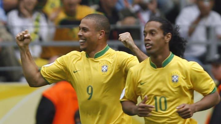 Dupla de Ronaldos está na história do futebol brasileiro