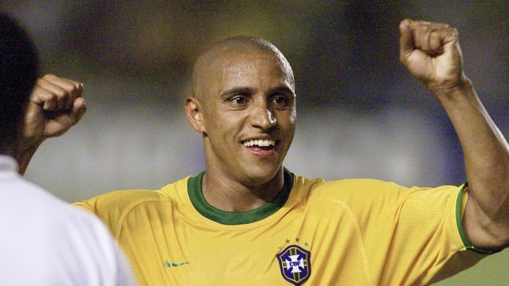 Roberto Carlos is remembered for his unique free-kick technique
