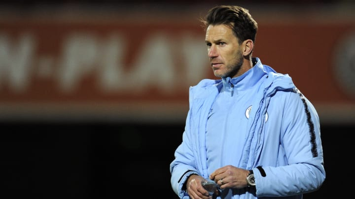 6 Things to Know About New Manchester City Women's Boss Gareth Taylor