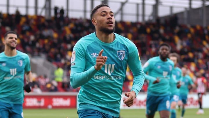 Bournemouth's Arnaut Danjuma has been linked with Liverpool & Villarreal