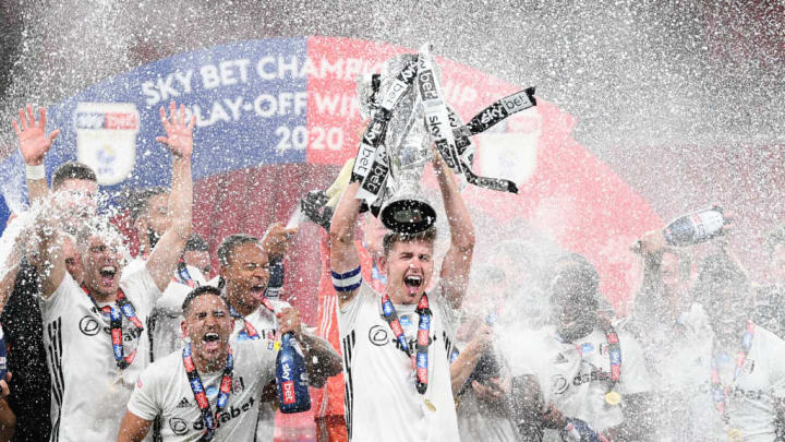 Fulham were the most recent winners of the Championship play-offs