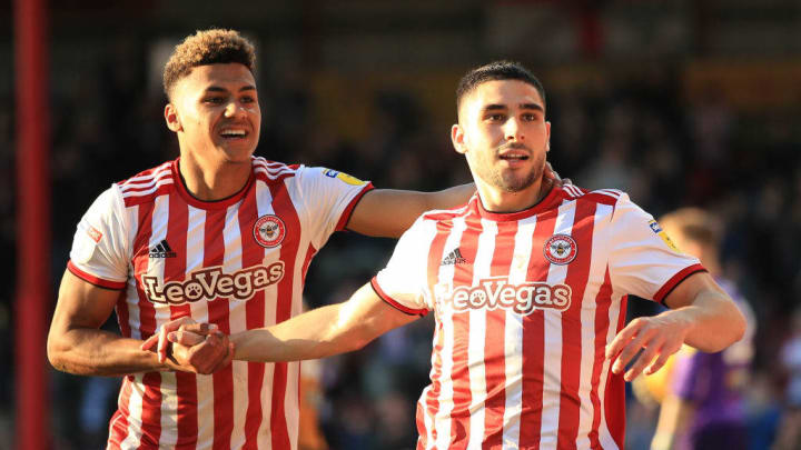 Maupay has been a huge success for Brighton