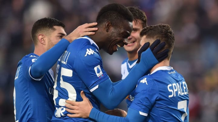 Mario Balotelli somewhat underwhelmed in his return to Brescia, scoring just five times in 19 Serie A appearances this season