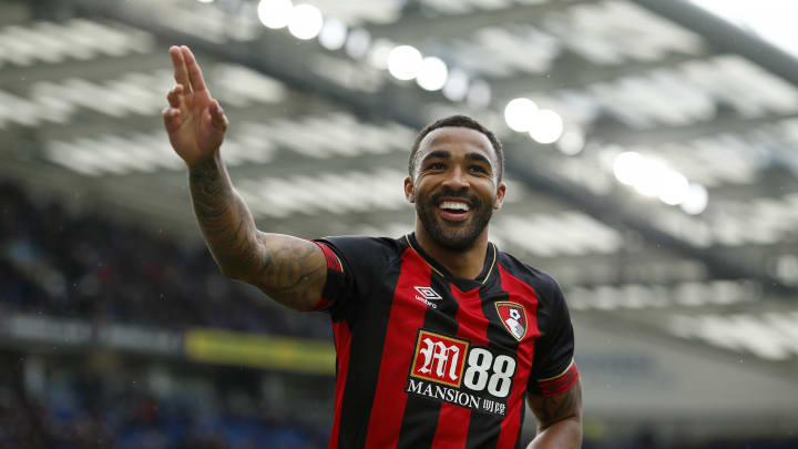 Callum Wilson looks set to leave Bournemouth this summer