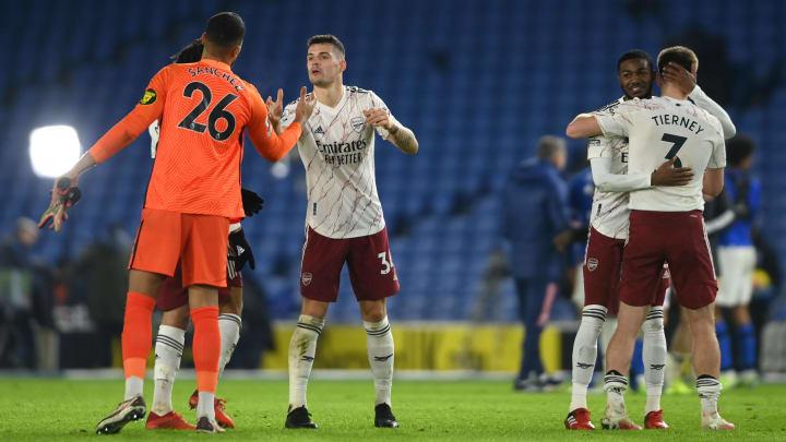 Brighton & Hove Albion v Arsenal - Premier League