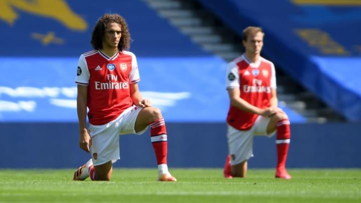 Arsenal Mercado Matteo Guendouzi