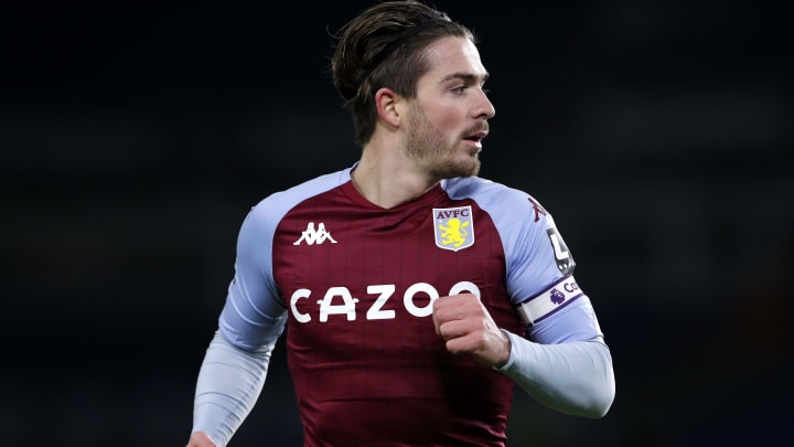 Grealish will miss Friday evening's clash with Newcastle