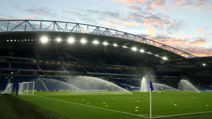 Brighton & Hove Albion v Burnley - Premier League