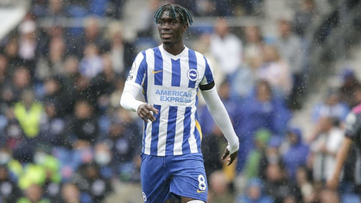 Yves Bissouma is a wanted man