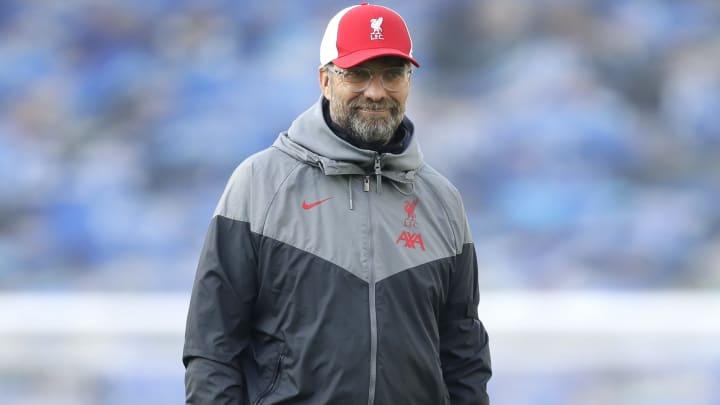 Jürgen Klopp war wegen der Ansetzung des Spiels des FC Liverpool sehr angefressen