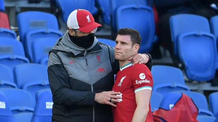 James Milner Becomes Latest Liverpool Player to Pick Up Injury