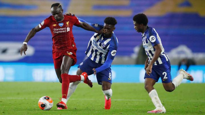 Sadio Mane, Yves Bissouma