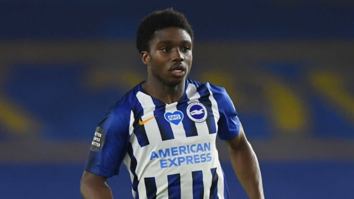 Tariq Lamptey has been superb since breaking into the Brighton first team