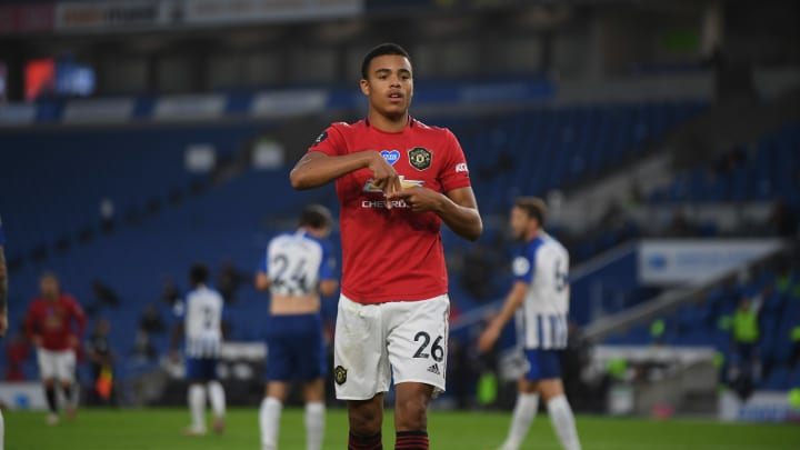 Mason Greenwood is now a regular at Manchester United