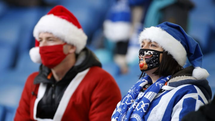 When & where to watch all the Christmas fixtures on TV