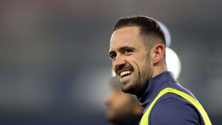 Danny Ings has become a fan favourite at St. Mary's