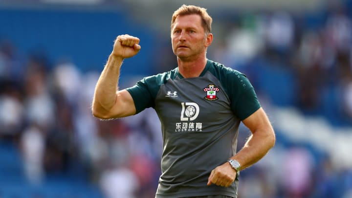 Ralph Hasenhüttl has signed a new four-year deal at Southampton