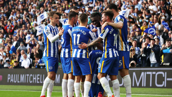 Brighton have started the season in fine form