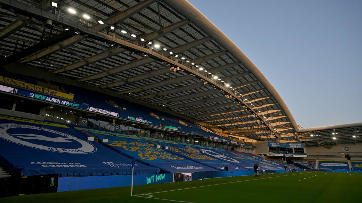Brighton And Hove Albion v Portsmouth - Carabao Cup Second Round