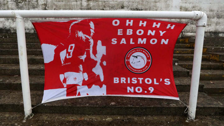 Salmon is Bristol City's talisman