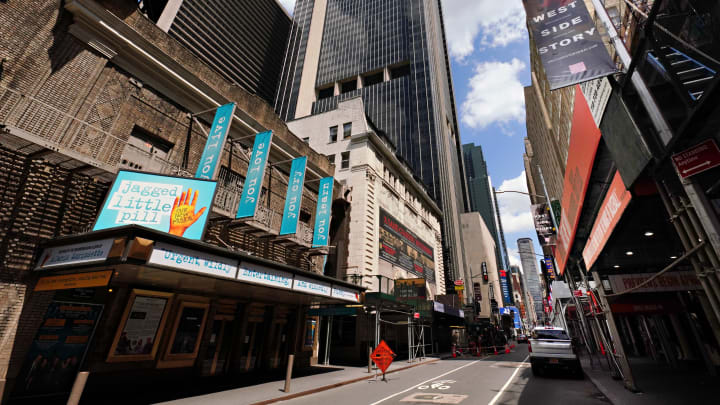 Broadway Theaters To Remain Closed Until 2021