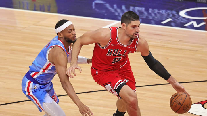 Chicago Bulls Now 4-9 Since Acquiring Nikola Vucevic, Tanking Next Year is The Obvious Move