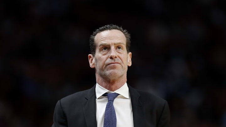 Kenny Atkinson is out in Brooklyn.