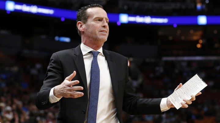Kenny Atkinson could be a candidate for the Wizards job.